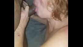 Cougar Gina Sucks part 1