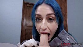 No Hands, Sister- Jewelz Blu