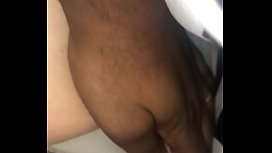Playing with s. wife&rsquo_s  hairy pussy
