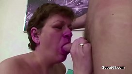 Young Boy Caught Step-Mom and Fuck her Anal First Time