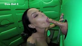 Big Tit MILF First Time Gloryhole www..maturewifehub.com