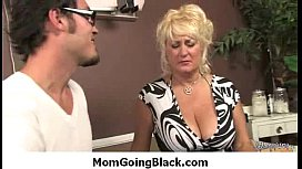 Watching my mommy going black 5