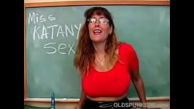 Katanya Blade Sexy Teacher