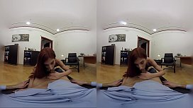VirtualPornDesire - Little Red Riding 180 VR 60 FPS