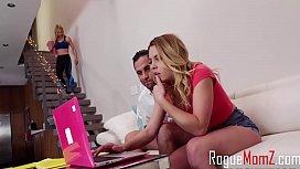 Horny Mom Steals Son'_s Girlfriend- Aubrey Sinclair &amp_ Sarah Vandella