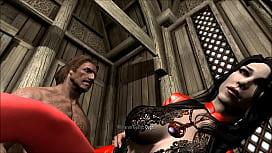 The Elder Porn V Skyrim - Horny Wench Fucked Hardcore
