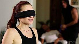 Romantic roleplay turns into cuckold action Jessica Ryan Derrick Pierce