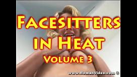 Facesitters In Heat Vol 3