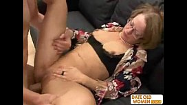 Librarian nasty granny fulfill her sex dream xxx video