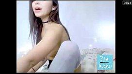 AnnholyAnn CB Zhi Kaku Cam Girl x American x Teen College amateur