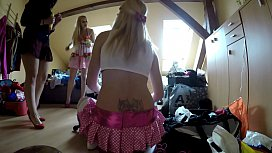 Girls Changing Room xxx video