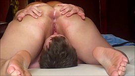 BBW Face Sitting and Anal Fingering