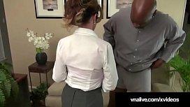 Milf Boss Deauxma Fucks BBC Employee! - VNALive.com!