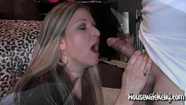Horny housewife Kelly can't wait to be fucked sex image