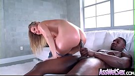Addison Lee Superb Oiled Girl With Big Ass Get Anal Nailed clip