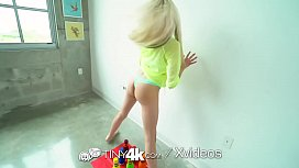 TINY4K Various Tiny Blondes Pounded Compilation