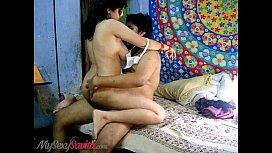 Savita bhabhi in a real couple sex WOW