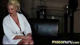 Lucky Client gets a Full Service Massage 12