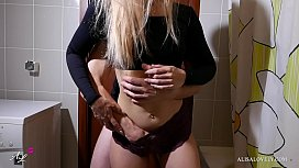 Good Sex In The Bathroom With Amateur Babe AlisaLovely