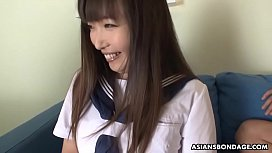 Haruka Osawa and her neighbors are playing with sex toys