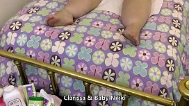 Adult Baby Mommies diaper change you age regression 4 xvideos preview