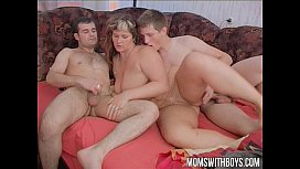 Nau Boys Disturbs Their Stepmom In Her Sleep