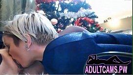 Mature Lesbians Licking Pussy