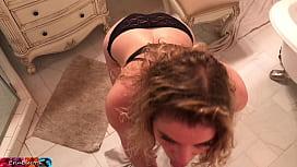 Surprise creampie impregnates stepmom - Erin Electra