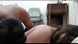 Bandana fuck with her lover clip 1