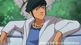 Galactik Football Hentai - Teammates