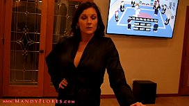 Best mom EVER!  Accidental Erection HD Mandy Flores