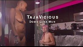 Luna gets dominated by tajavicious