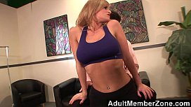 AdultMemberZone Stacked Slut gets the photographer full attention