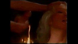Very Beautiful Busty Blonde Babe takes 100 Cumshots, Dutch German Helen Duval