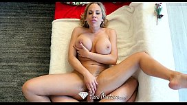 PureMature - Stepmother Olivia Austin seduces stepson at family holiday xnxx image