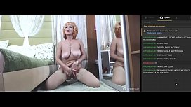 Hot redhead russian granny! OVERHEADs virtual subsluts...