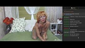 Hot redhead russian granny! OVERHEADs virtual subsluts...