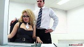 Aruba Jasmine New Girl in the Office p HD