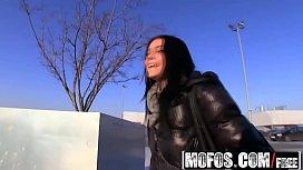 Mofos - Public Pick Ups - Selling Sex-work to the Shopgirl starring Vikky