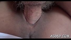 Thai doxy enjoys a coarse anal fuck and gets it in pussy sex image