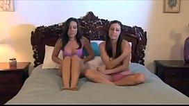 www.Addictedpussy.com - Sinn Gracie Lesbian Fun