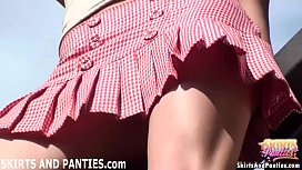 Im Just A Country Girl Who Loves Flashing Her Panties