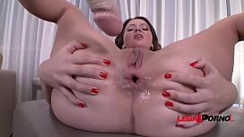 Busty slut Emily Thorne anal POV SAL003 - nerd pussy