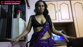 Sexy Indian Babe Lily seduces her daughters boy friend roleplay