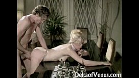 Vintage Porn 1970s - John Holmes - Check & Checkmate xxx image