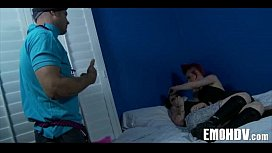 emo goth lesbos 045
