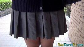 Japanese teen flashing katerina hartlova pregnant
