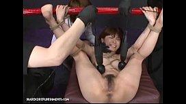 Japanese Bondage Sex - Extreme BDSM Punishment of Asari (Pt. 6)