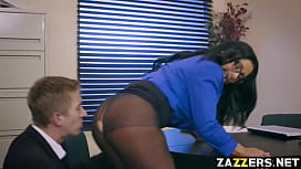 Simone Garzas milf pussy fuck by a teen cock