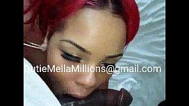 Mella Millions head, anal, squirt